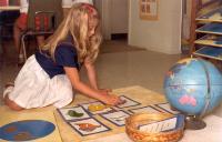 elementary program student