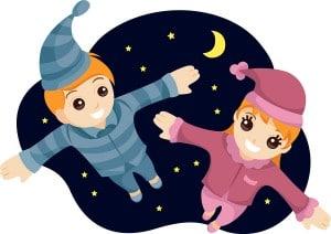 Montessori Day School Special Pajama Day